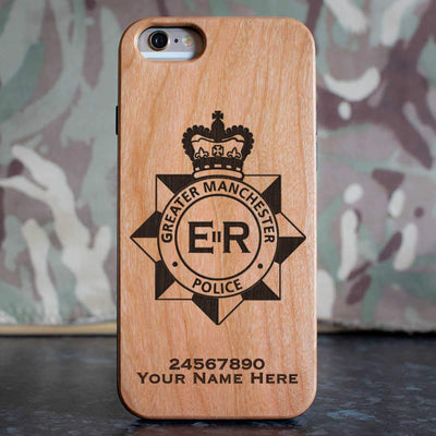 Greater Manchester Police Phone Case