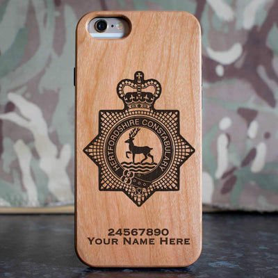 Hertfordshire Constabulary Phone Case