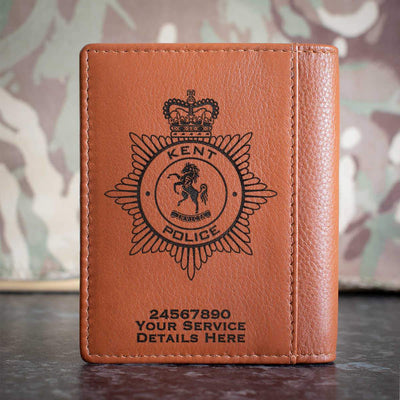 Kent Police Credit Card Wallet
