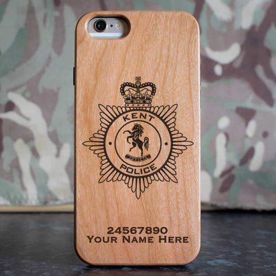 Kent Police Phone Case