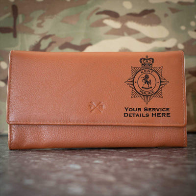 Kent Police Leather Purse