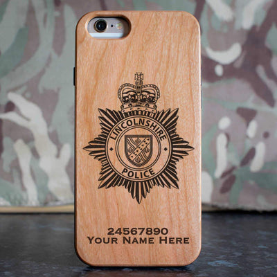 lincolnshire police Phone Case