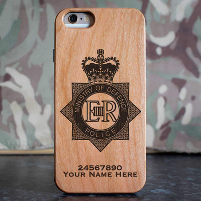 Ministry of Defence Police Phone Case