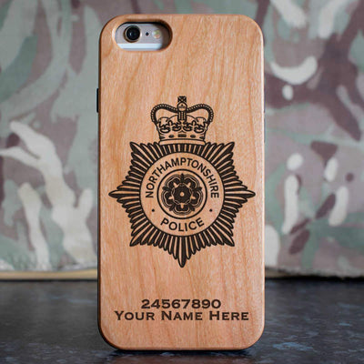 Northamptonshire Police Phone Case