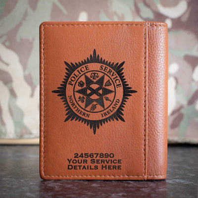 Police Service Northern Ireland Credit Card Wallet
