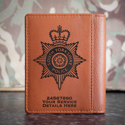 South Yorkshire Police Credit Card Wallet