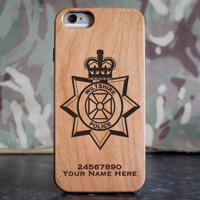 Wiltshire Police Phone Case