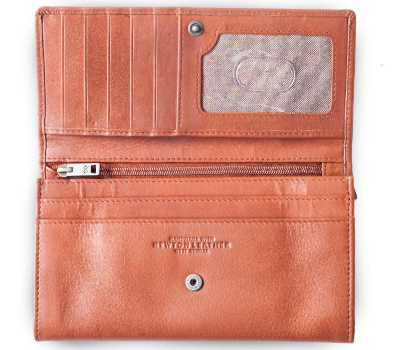 Cleveland Police Leather Purse (P107)