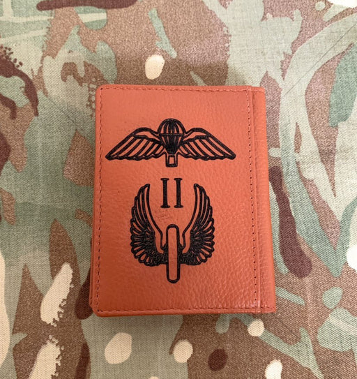2 Sqn RAF Regiment Credit Card Wallet
