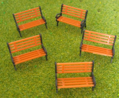 1:50 Scale Benches - Pack of 2 or 5