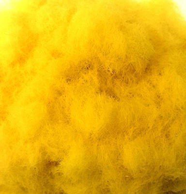 Yellow Static Grass: 1mm, 2mm, 4mm or 6mm