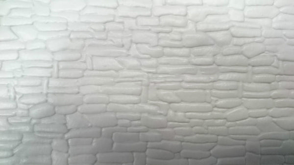 Stone Wall Plastikard Sheet