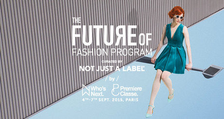 Why Apply for The Future of Fashion Program?