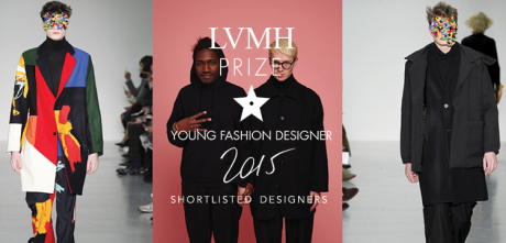 NJAL Reveals the Shortlist for the 2015 LVMH Prize