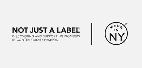 NOT JUST A LABEL | Made in NY