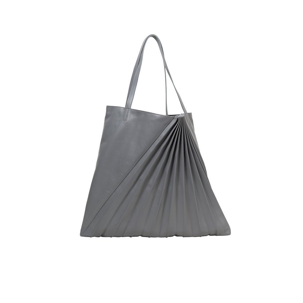 860100 Chiaroscuro Weekend Tote Grey