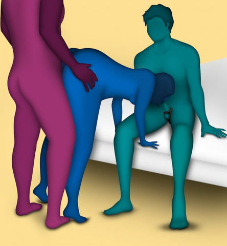 "10 Tips On How To Have the ""Perfect"" Threesome"