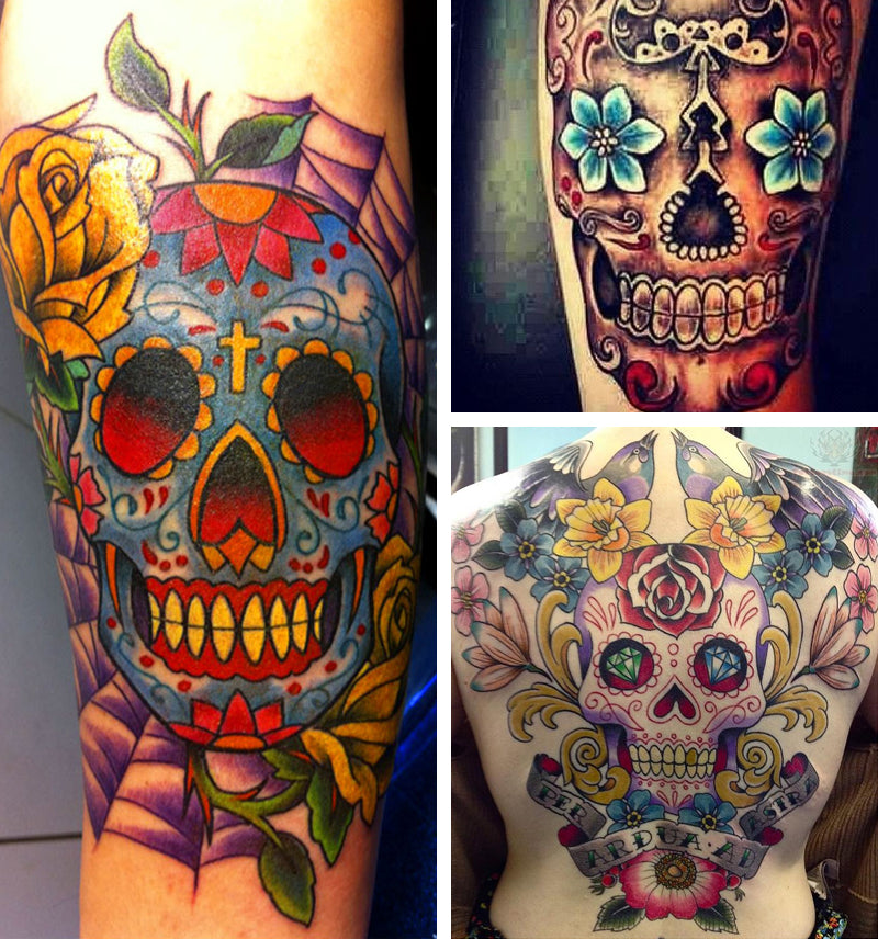 7a66c91cf WHAT YOU SHOULD KNOW ABOUT SUGAR SKULLS? | Zapps Clothing