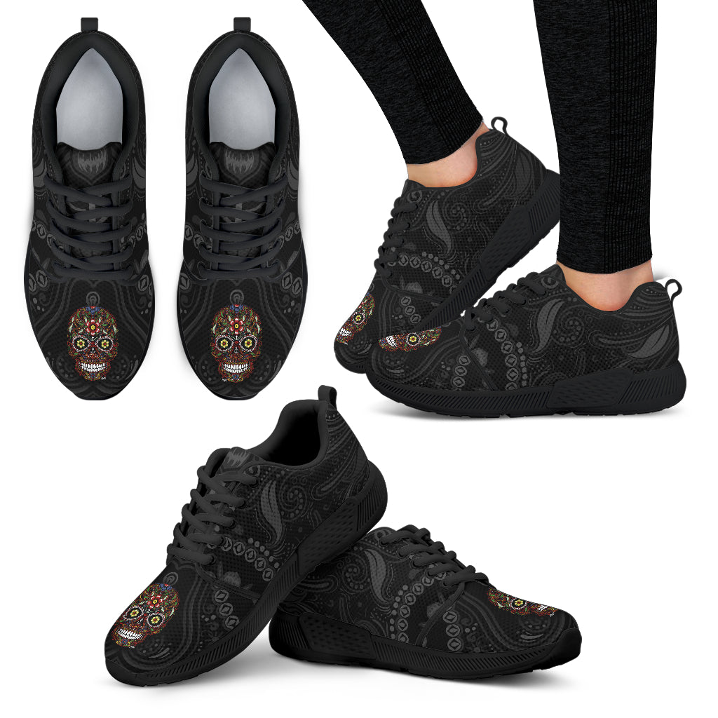 Calavera Women`s Sneakers