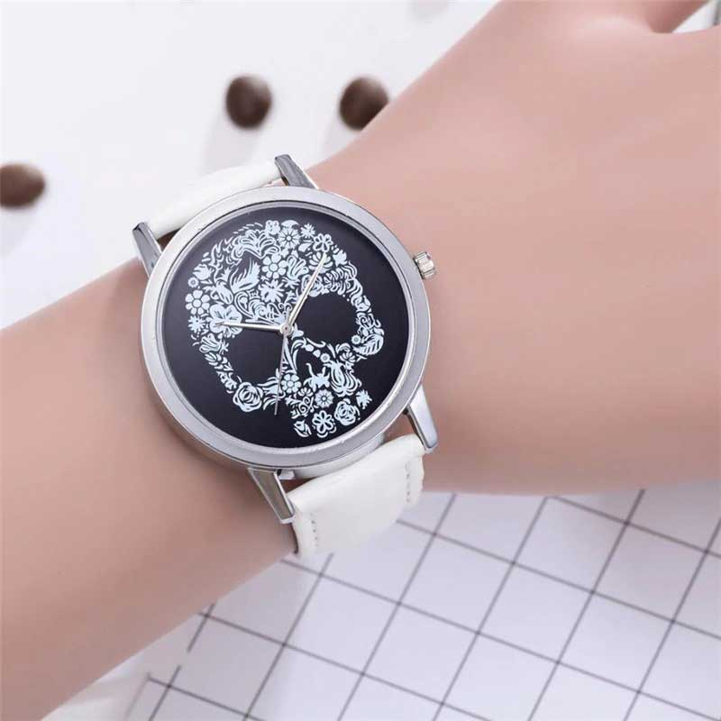 Timeless Skulls Women's Watch