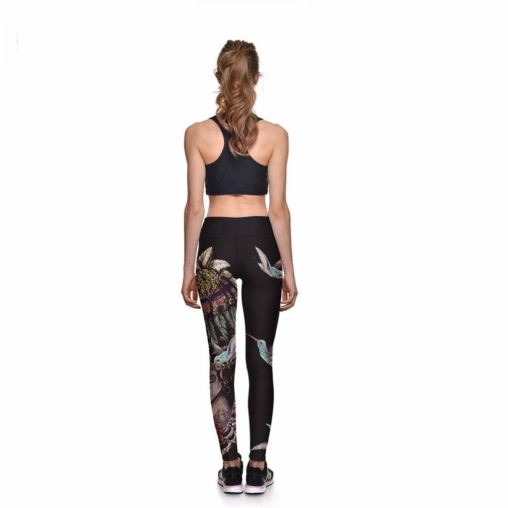 Garden of Skulls Leggings