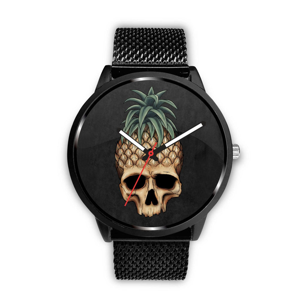 Skullistic Pineapple Skull Watch