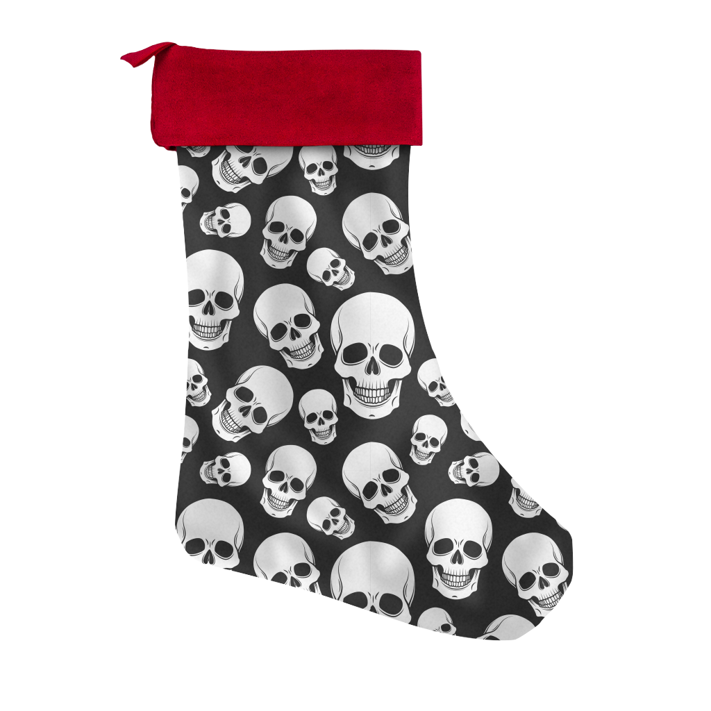 Santa's helpers Christmas Stocking