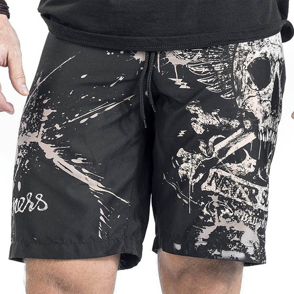 Never Surrender Mens Shorts