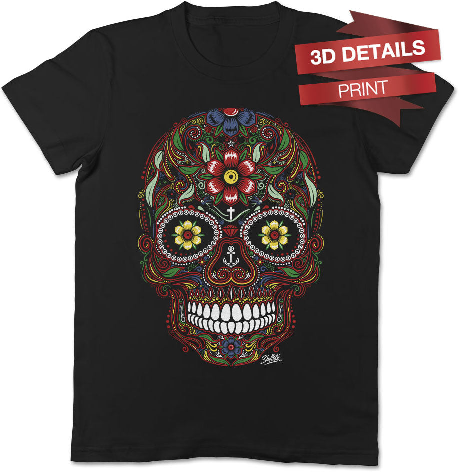 Calavera Sugar Skull Apparel