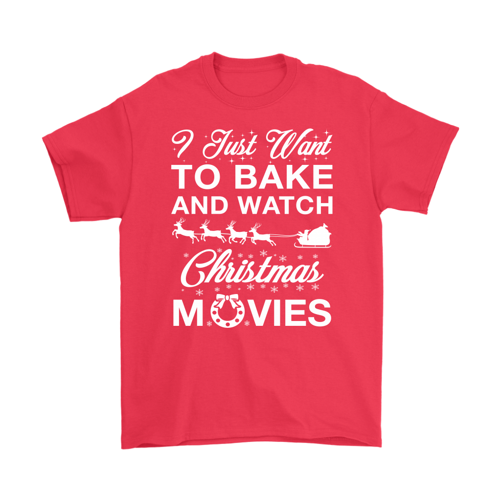 I Just Want To Bake And Christmas Movies