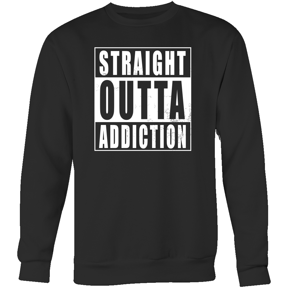 Straight Outta Addiction