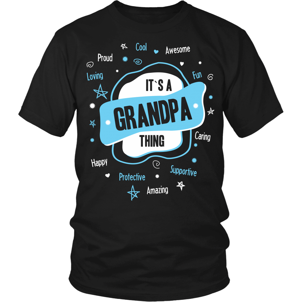 It's a Grandpa Thing