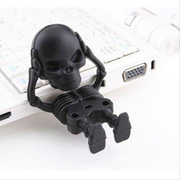 Funky Skull USB Flash Drive