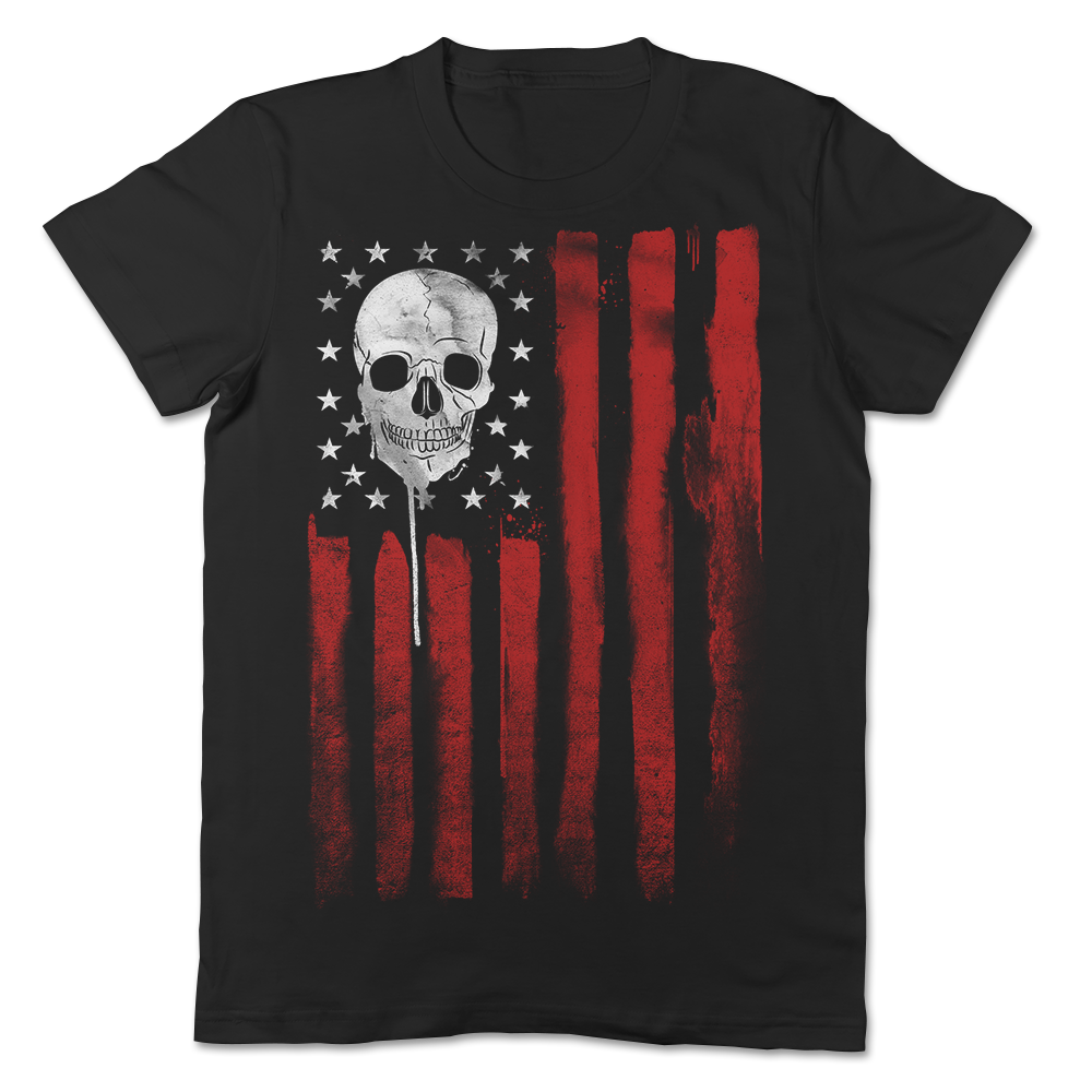 American Skull Nation Apparel