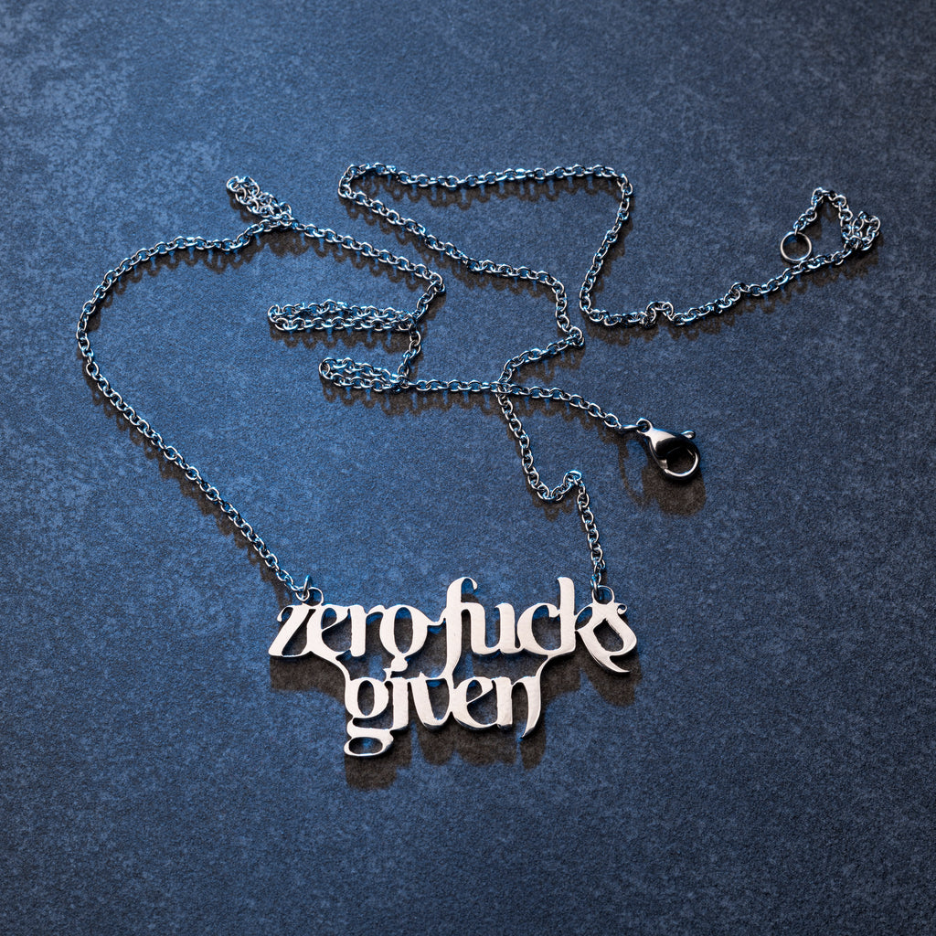 Skullistic Zero Necklace