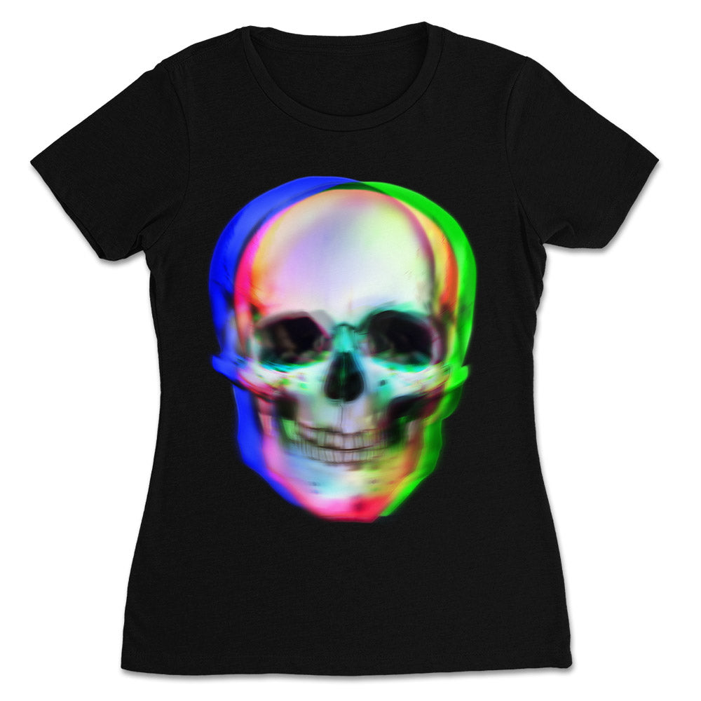 Double Vision Skull Apparel