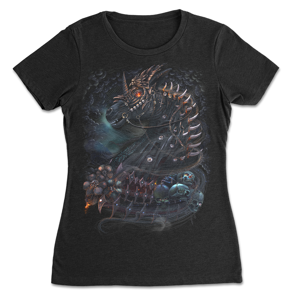 Skullistic Undead Unicorn Apparel