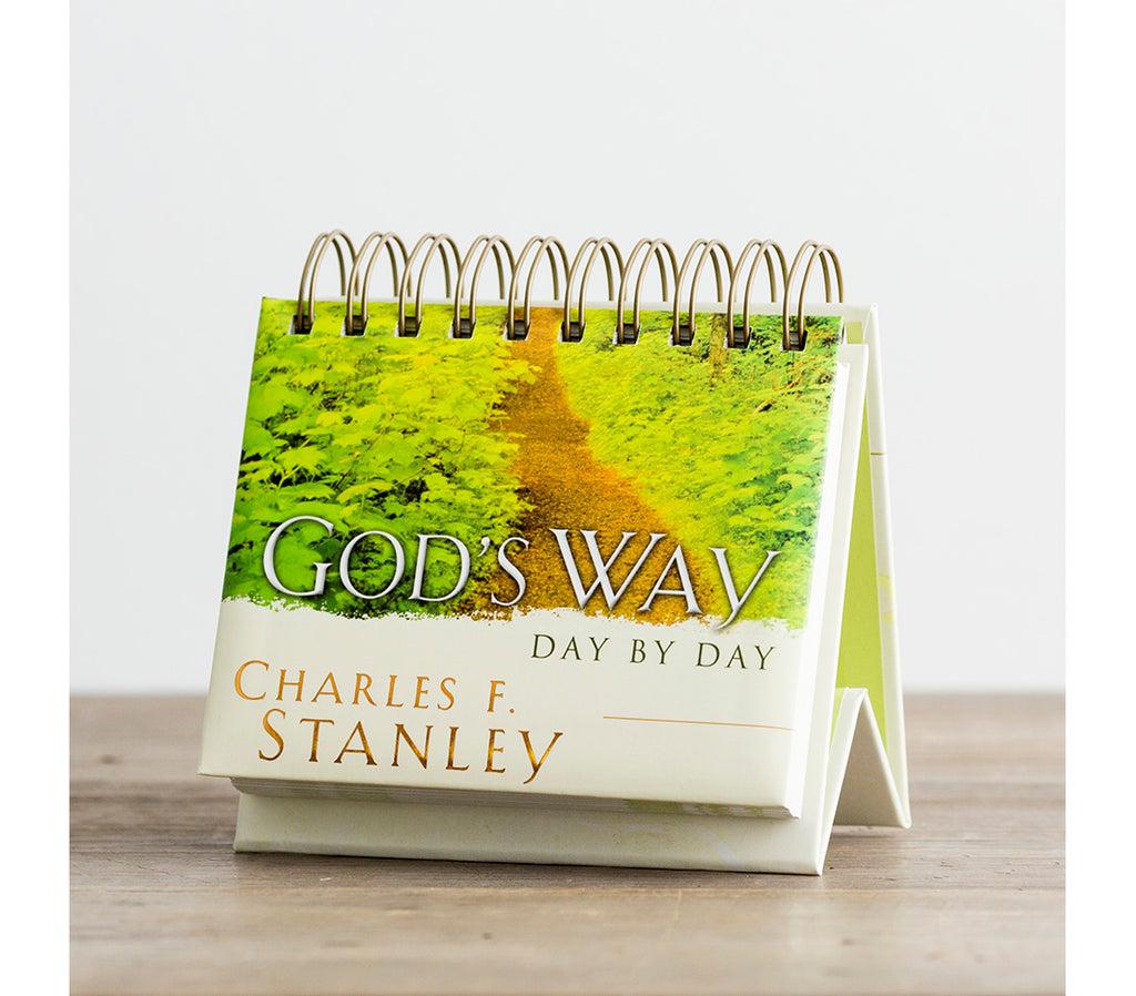 God's Way Day by Day Calendar