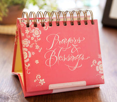 Prayers & Blessings Perpetual Calendar