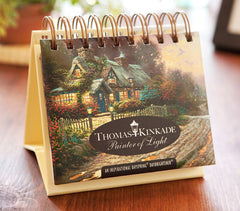 Thomas Kinkade - Painter of Light Perpetual Calendar