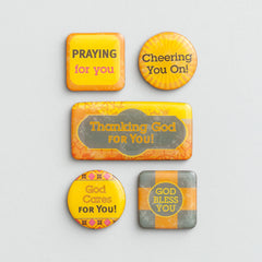 Show You Care - Inspirational Magnet Set