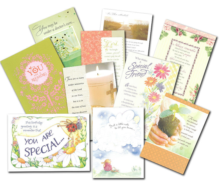 KJV Asssorted Card Pack