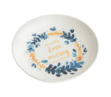 Love Mercy Trinket Dish - Micah 6:8