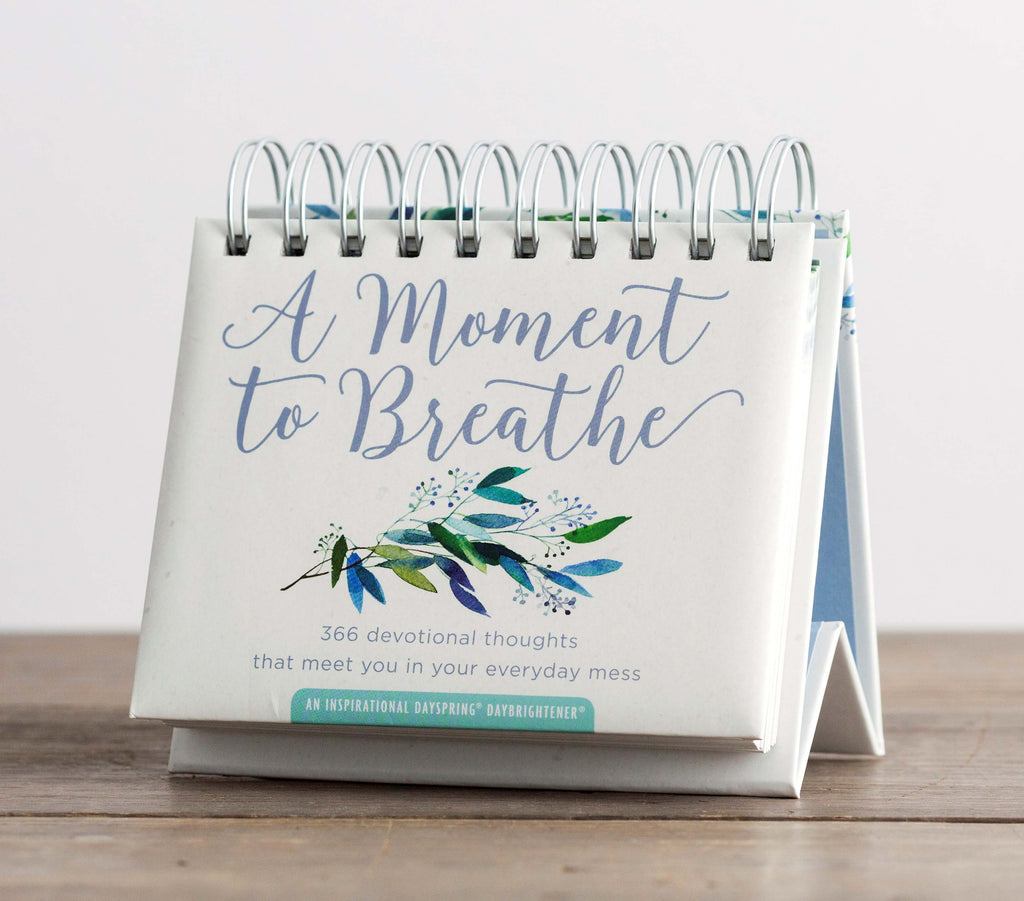 A Moment To Breathe Calendar