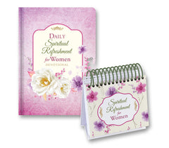 Spiritual Refreshment for Women Calendar & Book Set