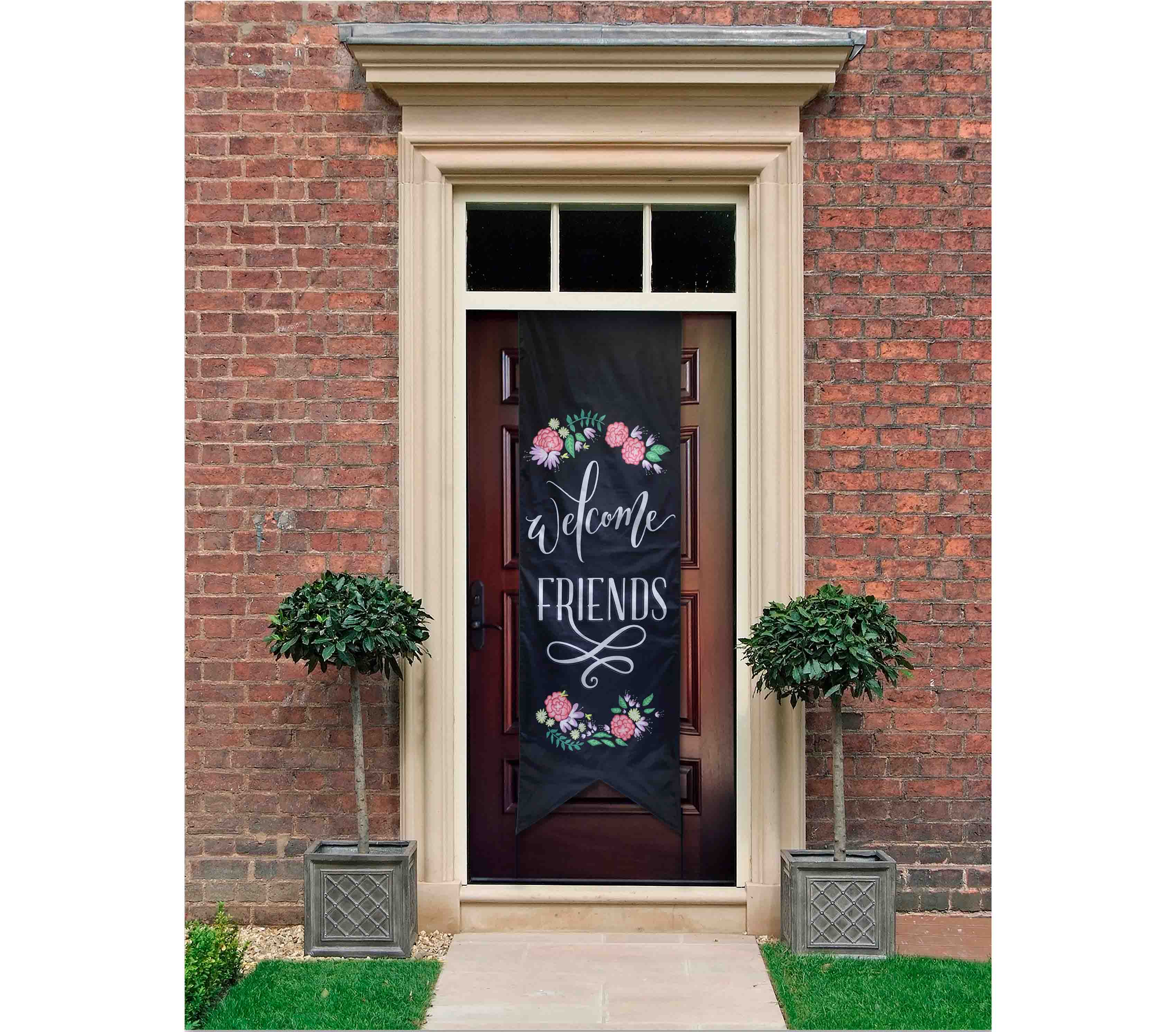 Welcome Friends Banner  sc 1 st  FairHope Notes - Shopify & Welcome Friends Banner | FairHope Notes