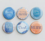 In My Prayers - Inspirational Magnet Set