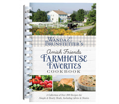 Amish Friends Farmhouse Favorites Cookbook