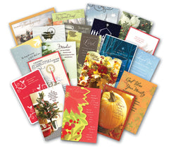 Fall Seasons & Christmas Blessings Value Pack Vol. 2