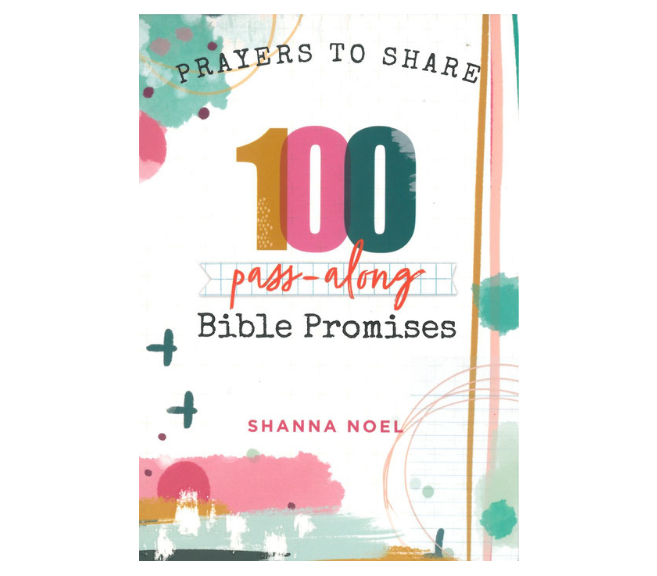 Prayers To Share - Bible Promises